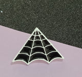 Spider Web Pin