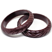 Midi Brown Creeper Bangle