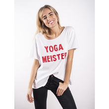 Load image into Gallery viewer, Arica Brand - Yoga Meister Tee