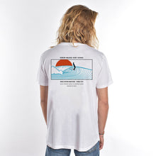 Load image into Gallery viewer, Arica Brand - Surfer Tee Blanca