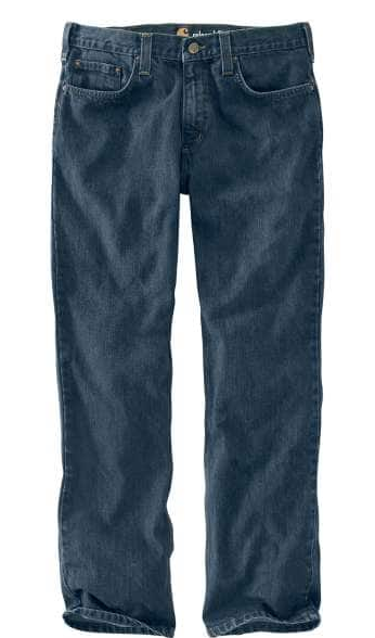 Relaxed Fit Holter Jean