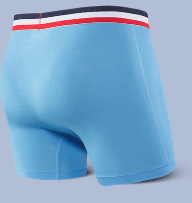 Vibe Boxer Brief Blue All Star