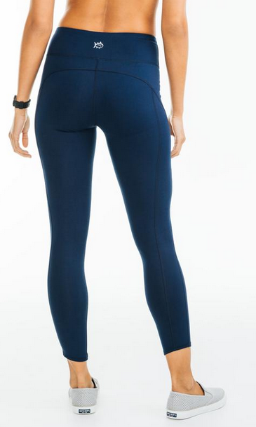 Solid Active Legging