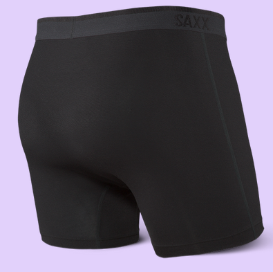 Platinum Boxer Brief Blackout