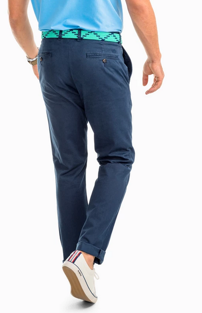 The Skipjack Pant - True Navy