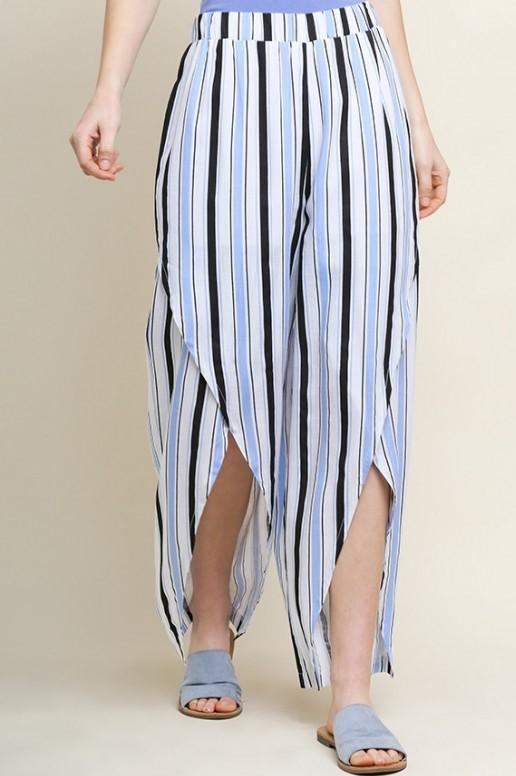 Tulip Striped Pant
