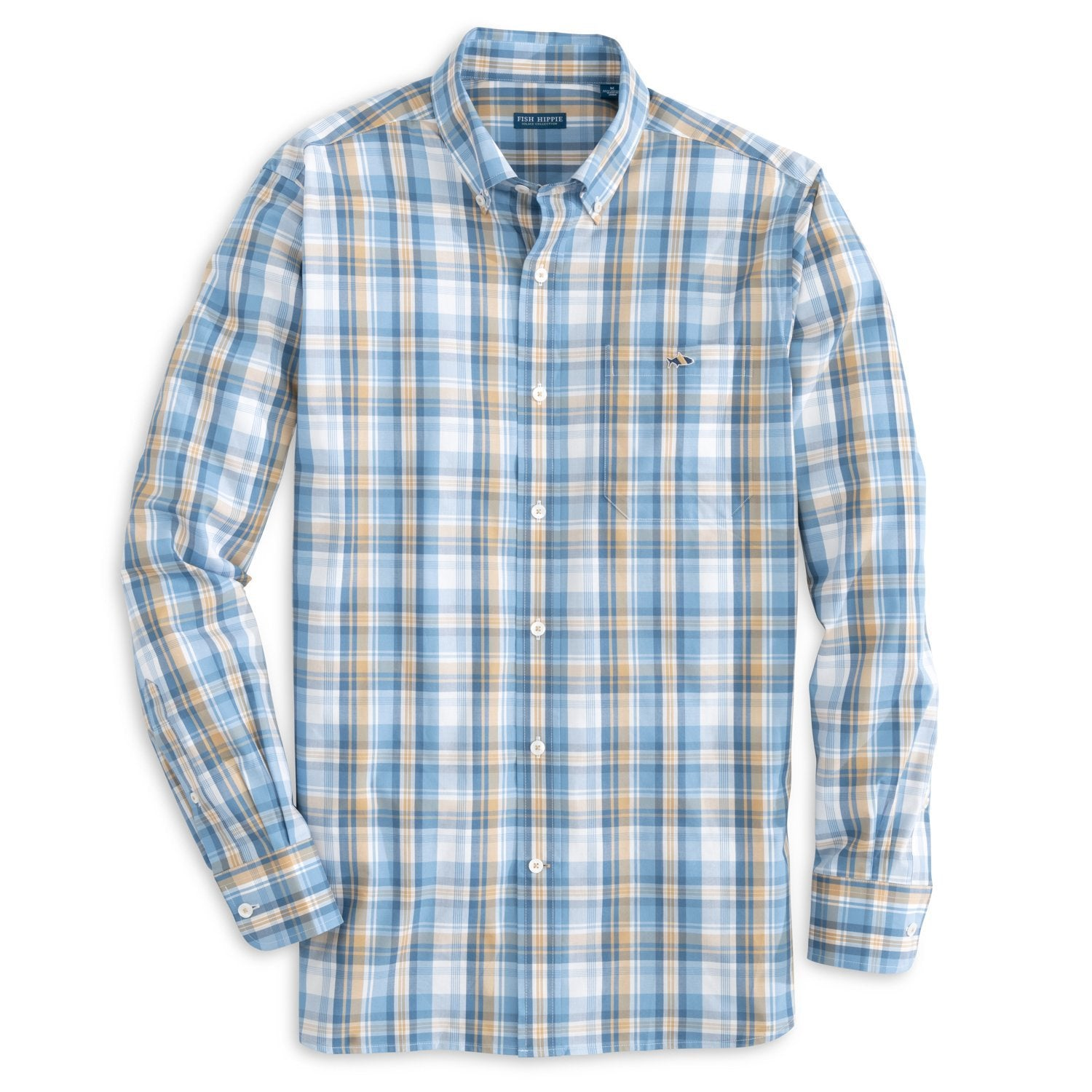 Windward Tattersall Button Down