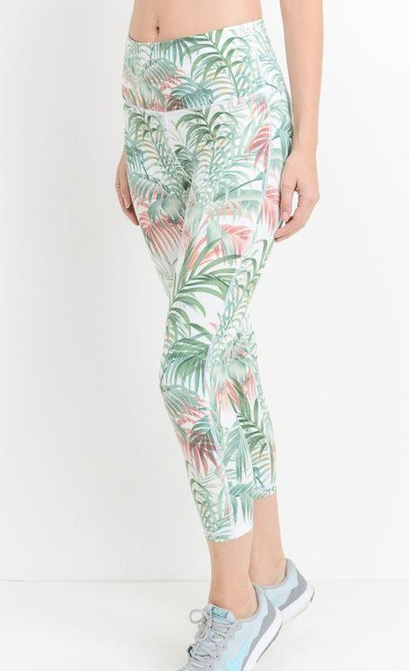 Tropical Paradise Legging