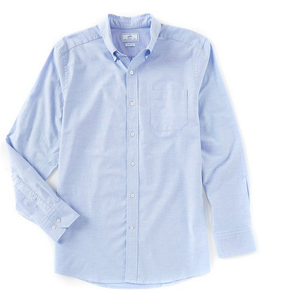 Surf Shack Long-Sleeve Woven Shirt