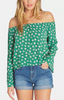 New Start Floral Top
