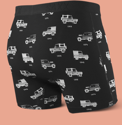 Ultra Boxer Brief Jeepster