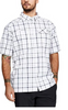 Under Armour Fish Hunter SS Plaid Shirt