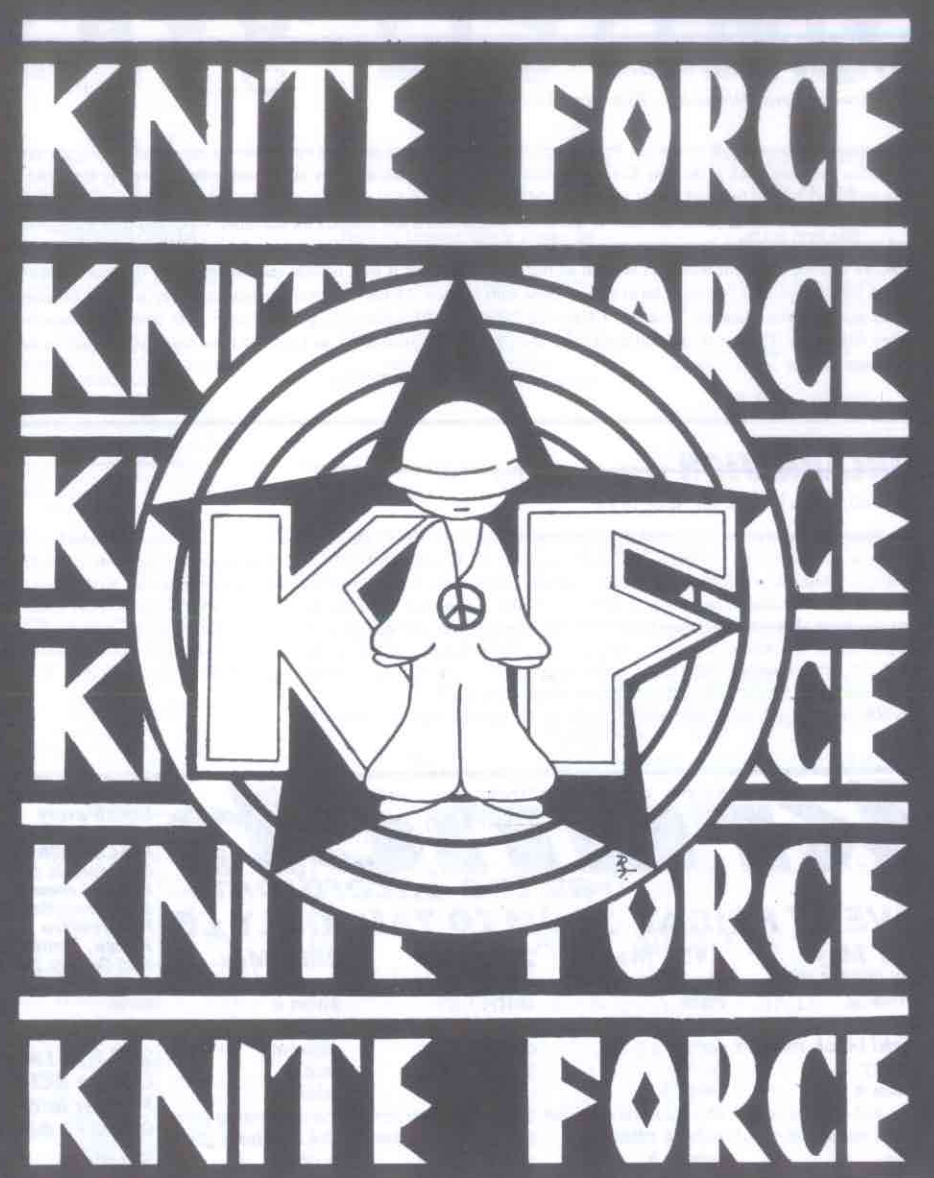 Kniteforce Records Logo  est. 1993