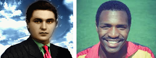 Luther Blissett 2 up Comparison