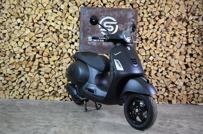 GTS 125 Notte