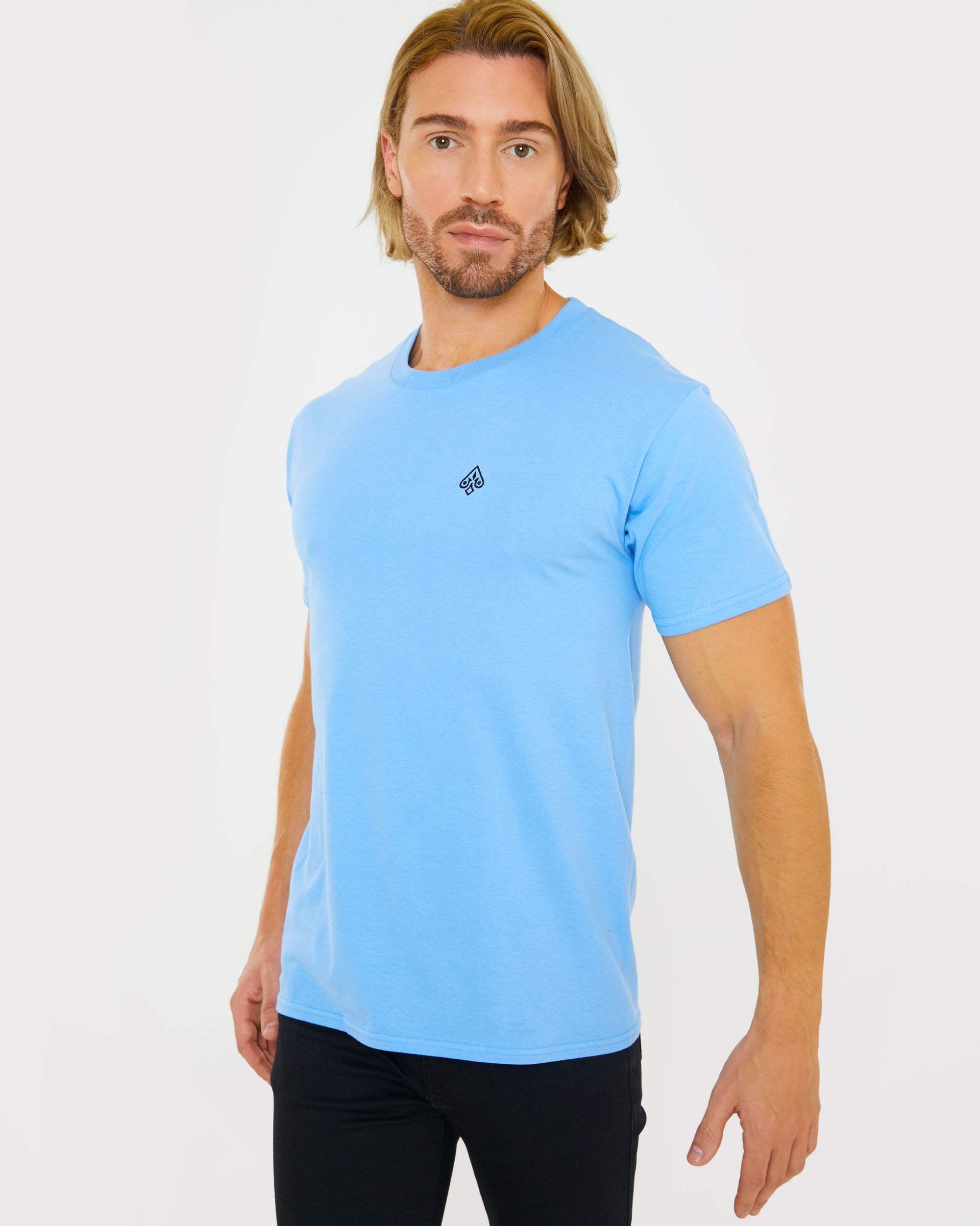 Blue T-Shirt For Men/Women in London