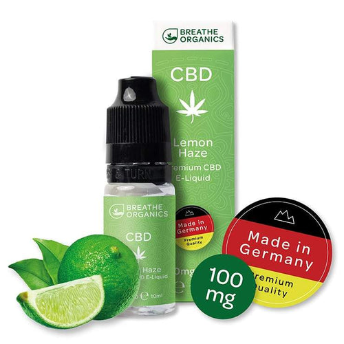 CBD Liquid Lemon Haze 100mg