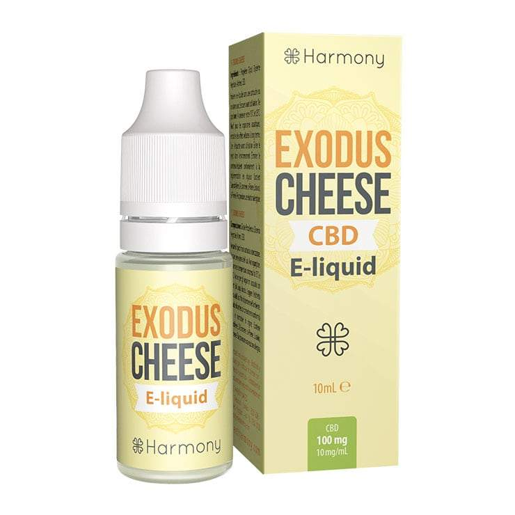 Harmony Exodus Cheese C'B'D Liquid