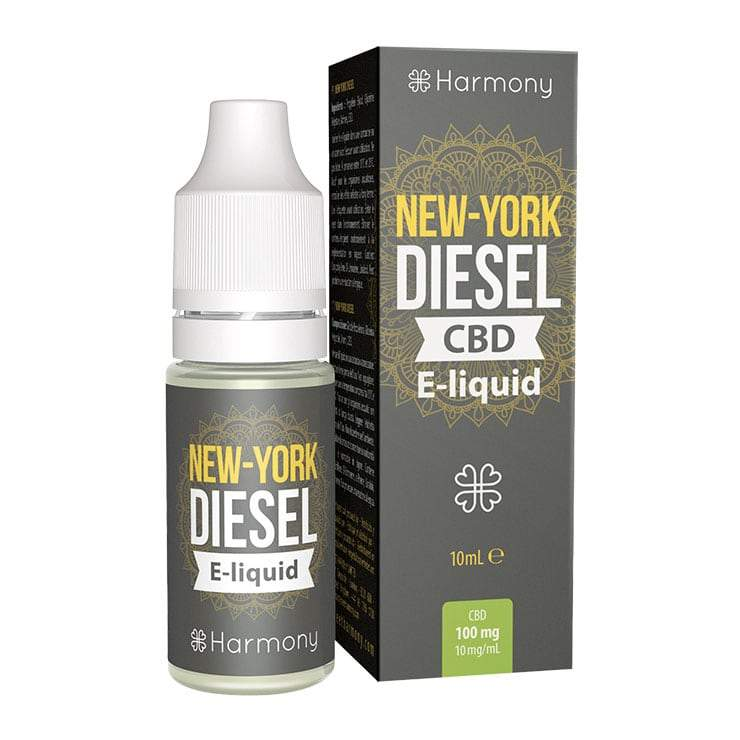 Harmony New-York Diesel C'B'D Liquid