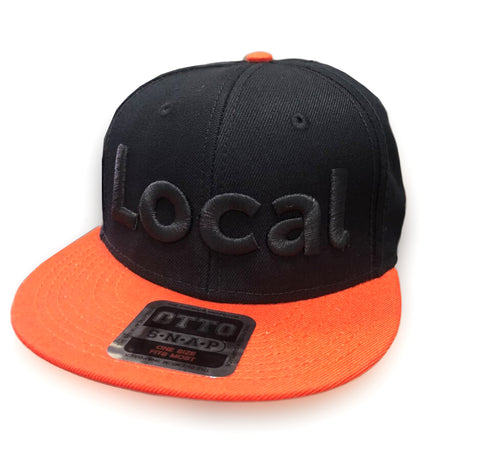 Local text hat by Sababa Design