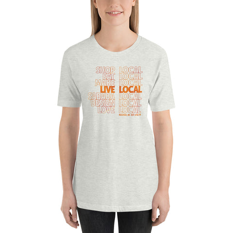 Local Love Unisex T-shirt