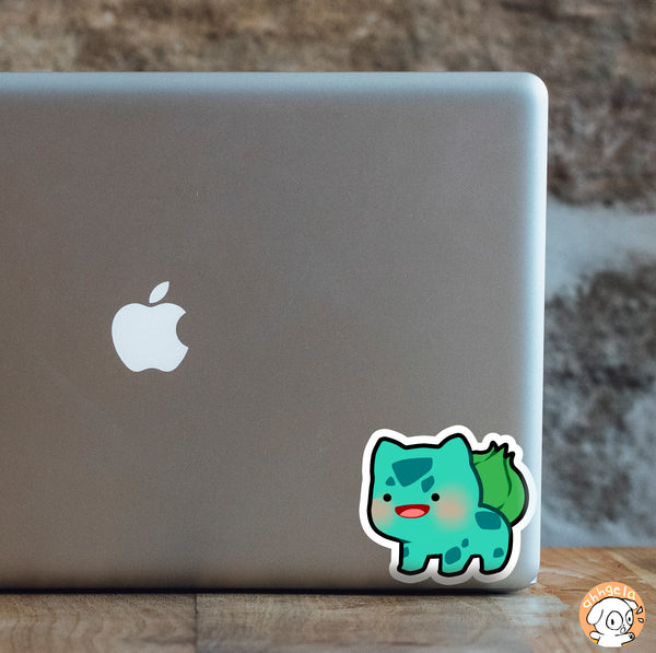 Bulbasaur Mini Sticker
