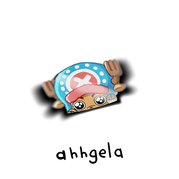 chopper anime decal sticker
