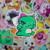 Kaiju Mini Sticker