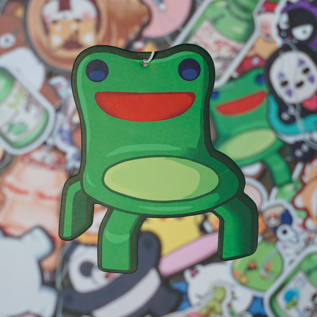 Froggy Chair Air Freshener