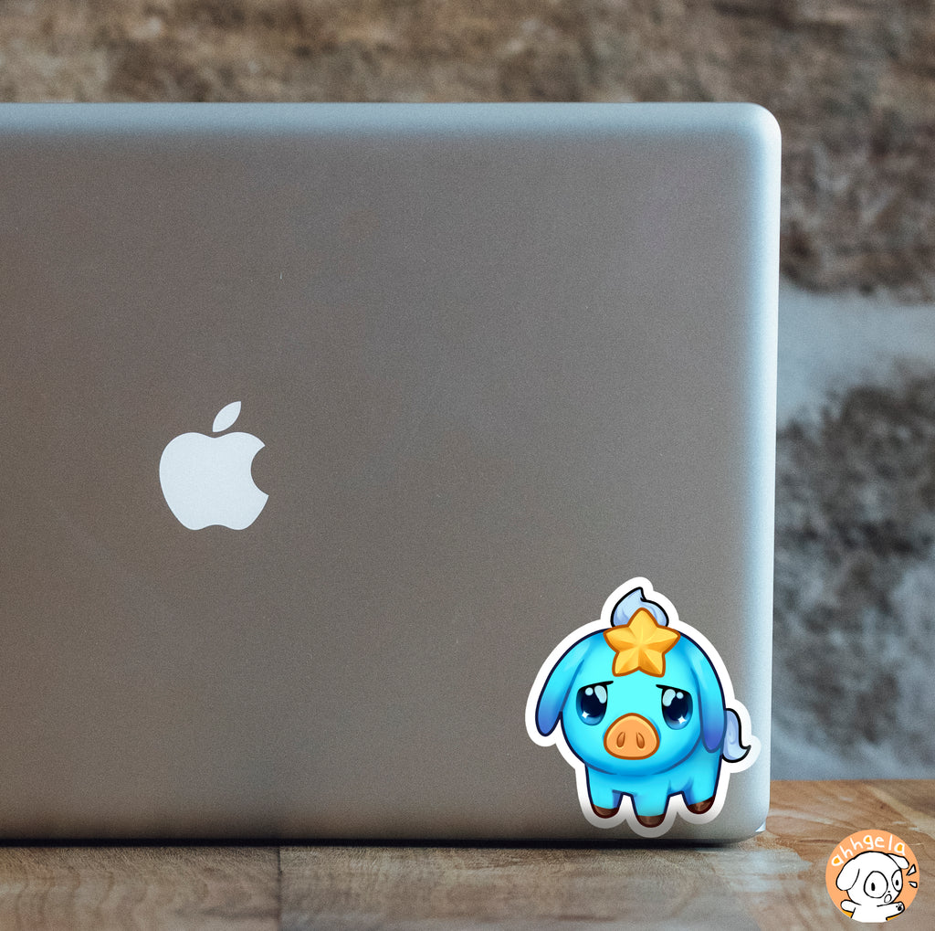 Fuwa Mini Sticker