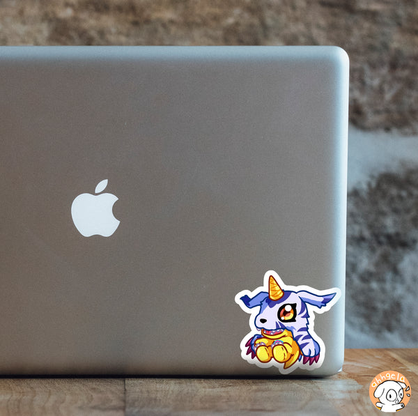 Gabumon Mini Sticker