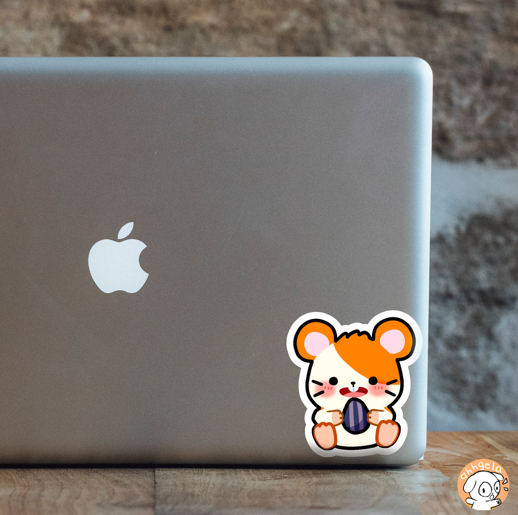 Hamtaro Mini Sticker