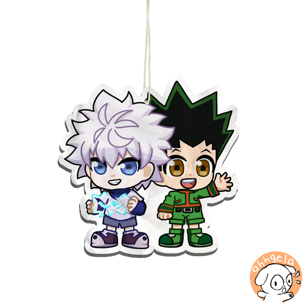 hunterxhunter air freshener