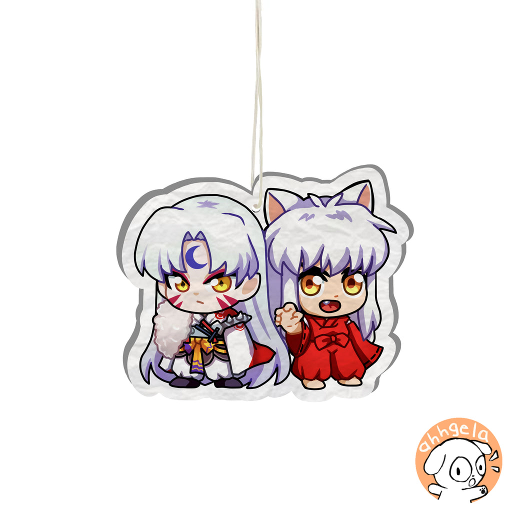 Demon Duo Air Freshener
