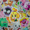 Isabelle Mini Sticker