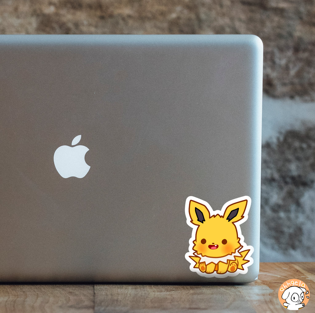 Jolteon Mini Sticker