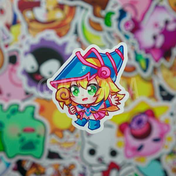 Dark Magician Girl Mini Sticker