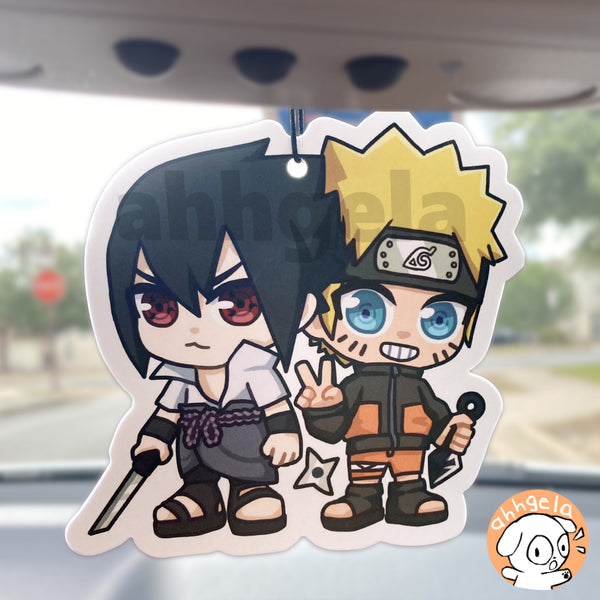 custom anime air freshener