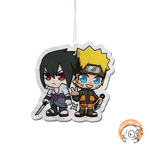 ninja air freshener custom anime