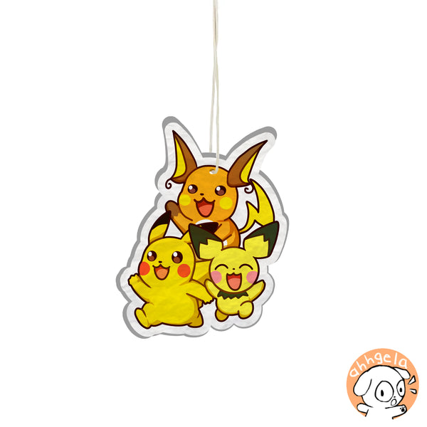 Pika Party Air Freshener