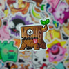 Stump Mini Sticker