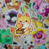 Trophy Shibe Mini Sticker