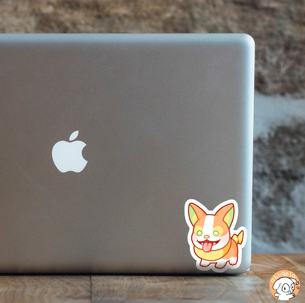 Yamper Mini Sticker