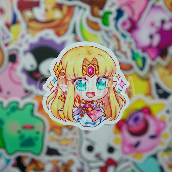 Zelda Mini Sticker