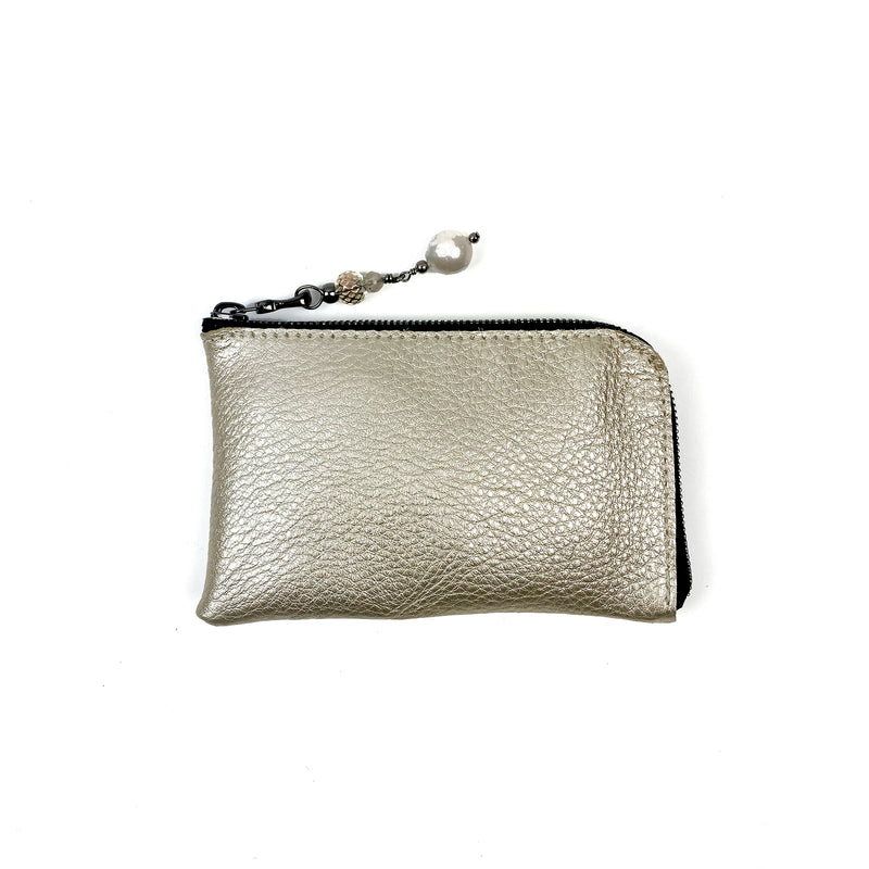 MINI WALLET - LIGHT GOLD