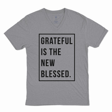 Grateful is the New Blessed | Adult Vees