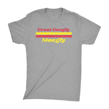 Great Googly Moogly | Adult Short Sleeve Tee