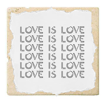 Love is Love | Coaster