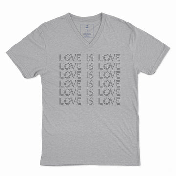 Love is Love| Adult Unisex Vee