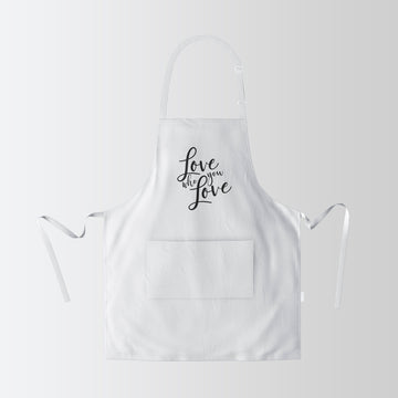 Love Who You Love | Apron